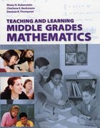 Teaching and Learning Middle Grades Mathematics, with Student Resource CD 1st Edition 9780470413500 0470413506