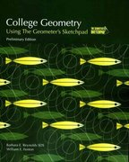 College Geometry 1st edition 9780470412176 0470412178