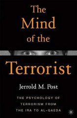The Mind of the Terrorist 1st Edition 9780230612693 0230612695