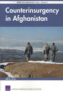 Counterinsurgency in Afghanistan 0 9780833041333 0833041339