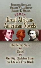 Three Great African-American Novels 0 9780486468518 0486468518