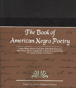 The Book of American Negro Poetry 1st Edition 9781605975306 1605975303