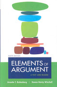 Elements of Argument 9e & i-claim 9th edition 9780312536619 0312536615