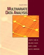 Multivariate Data Analysis 7th edition 9780138132637 0138132631