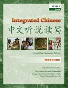 Integrated Chinese 2nd Edition 9780887275326 088727532X
