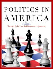 Politics in America, Texas Edition 8th edition 9780136027249 0136027245