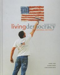 Living Democracy 2nd edition 9780136027553 0136027555