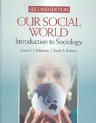 Our Social World 2nd edition 9781412968188 1412968186