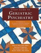 Geriatric Psychiatry 4th edition 9781585623525 1585623520