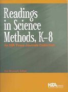 Readings in Science Methods, K-8 1st Edition 9781933531380 193353138X
