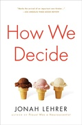 How We Decide 1st Edition 9780618620111 0618620117