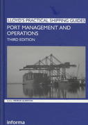 Port Management and Operations 3rd edition 9781843117506 1843117509