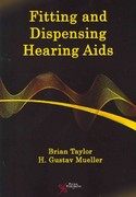 Fitting and Dispensing Hearing AIDS 1st Edition 9781597563475 1597563471
