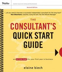The Consultant's Quick Start Guide 2nd Edition 9780470372319 0470372311