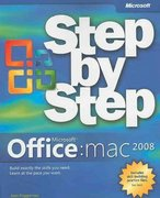 Microsoft Office 2008 for Mac Step by Step 1st edition 9780735626171 0735626170
