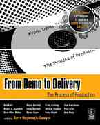 From Demo to Delivery 1st Edition 9781136121906 1136121900