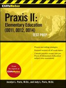 CliffsNotes Praxis II 1st Edition 9780470259566 0470259566