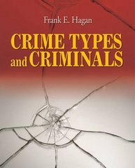 Crime Types and Criminals 1st Edition 9781412964791 1412964792