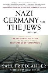 Nazi Germany and the Jews, 1933-1945 1st Edition 9780061350276 0061350273
