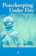 Peacekeeping Under Fire 0 9781594515484 1594515484