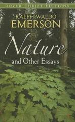 Nature and Other Essays 1st Edition 9780486115573 0486115577