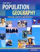Population Geography 9th edition 9780757538438 0757538436