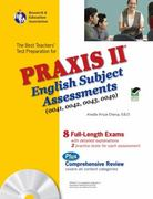 Praxis II English Subject Assessments (0041, 0042, 0043, 0049) 1st Edition 9780738603902 0738603902