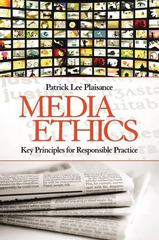 Media Ethics 1st Edition 9781412956857 1412956854