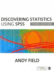 Discovering Statistics Using SPSS 3rd edition 9781847879073 1847879071