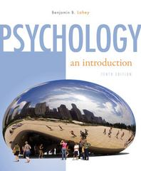 Psychology 10th edition 9780073531984 0073531987