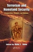 Terrorism and Homeland Security 1st Edition 9781420093070 142009307X