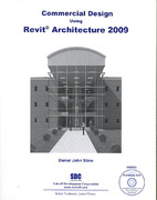 Commercial Design Using Revit Architecture 2009 0 9781585034642 1585034649