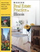 Modern Real Estate Practice in Illinois, 6th Edition 6th edition 9781427768339 1427768331