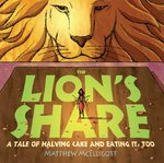The Lion's Share 0 9780802797681 0802797687