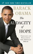 The Audacity of Hope 1st Edition 9780307455871 0307455874