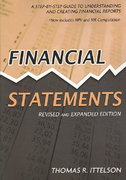 Financial Statements 1st Edition 9781601630230 1601630239