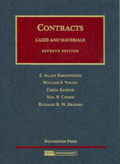 Cases and Materials on Contracts 7th Edition 9781599410302 1599410303