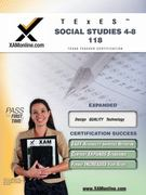 TExES Social Studies 4-8 116 1st Edition 9781581976618 1581976615