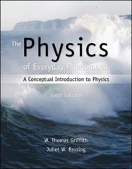 Physics of Everyday Phenomena 6th edition 9780073512112 0073512117