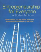 Entrepreneurship for Everyone 1st Edition 9781412947763 1412947766