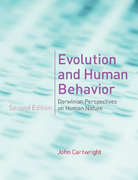 Evolution and Human Behavior 2nd Edition 9780262533041 0262533049