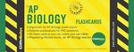 CliffsNotes AP Biology Flashcards 1st edition 9780470282816 0470282819