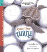 One Tiny Turtle 1st Edition 9780763623111 0763623113