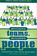 Building Teams, Building People 2nd Edition 9781578861415 1578861411