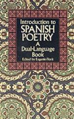 Introduction to Spanish Poetry 0 9780486267128 0486267121