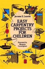 Easy Carpentry Projects for Children 0 9780486250571 0486250571