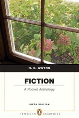 Fiction A Pocket Anthology (Penguin Academics) 6th edition 9780205655137 0205655130
