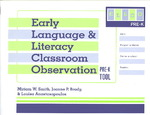 Early Language and Literacy Classroom Observation Tool, Pre-K (ELLCO Pre-K) 1st edition 9781557669476 1557669473