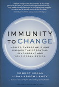 Immunity to Change 1st Edition 9781422117361 1422117367