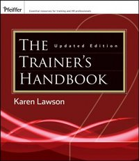 The Trainer's Handbook 2nd edition 9780470403044 0470403047